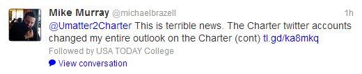 Charter Cable Kills Customer Support Via Social Media